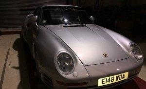 Aparece a la venta un impecable Porsche 959 en Craiglist
