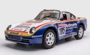 Porsche empleará la impresión 3D para los repuestos de sus clásicos