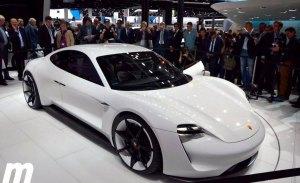 Porsche anuncia una elevada inversión para la electrificación de sus modelos hasta 2022