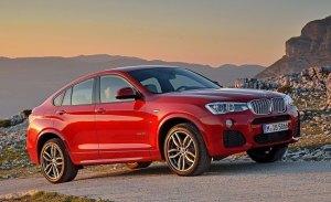 La producción del BMW X4 de primera generación finalizará en marzo