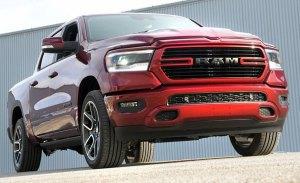 El nuevo RAM 1500 estrena en Canadá el acabado Sport