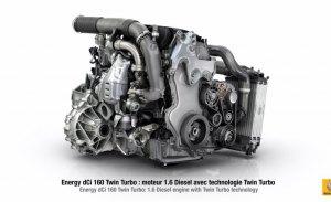 Renault prepara el nuevo motor diésel 1.7 dCi