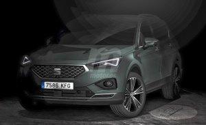 Ya es oficial, el nuevo SUV de SEAT se llamará Tarraco