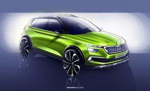 Skoda Vision X Concept: el fabricante nos adelanta su nuevo crossover urbano
