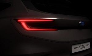 Subaru desvelará el nuevo VIZIV Tourer Concept en Ginebra
