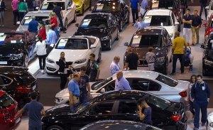 Las ventas de coches de ocasión suben un 13,4% en enero de 2018