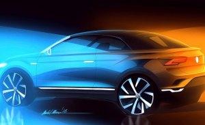 La versión descapotable del Volkswagen T-Roc será una realidad en 2020