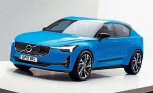 Volvo estudia hacer del futuro V40 un crossover eléctrico