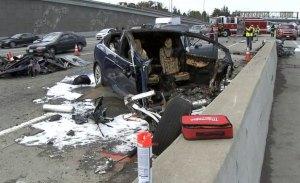 Un accidente mortal en un Tesla Model X reactiva las sospechas sobre Autopilot