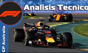 [Vídeo] F1 2018: análisis técnico del GP de Australia