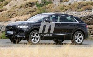 El nuevo Audi Q8 será presentado en junio en China