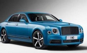 Mulsanne Design Series by Mulliner: la creación más exquisita de la berlina de lujo de Bentley