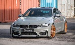 G-Power hace del BMW M4 CS una bestia aún más temida