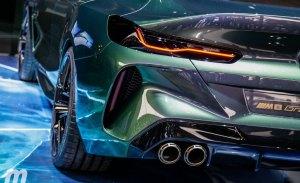 BMW M8 Gran Coupé Concept: el adelanto de la nueva berlina de Múnich que llega en 2019