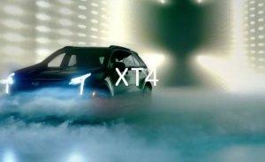 El Cadillac XT4 se muestra por primera vez antes de Nueva York