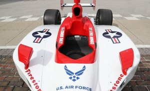 Conor Daly correrá la Indy 500 con el apoyo de la Fuerza Aérea americana