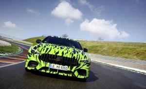 El nuevo Mercedes-AMG GT 4 Puertas Coupé se ofrecerá con cuatro motores de gasolina