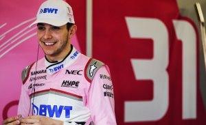 Ocon buscará un podio y el pasaporte a Mercedes en 2019