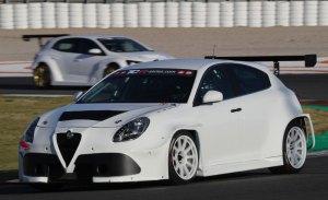 Fabrizio Giovanardi y Alfa Romeo, juntos en el WTCR