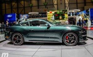 El nuevo Ford Mustang Bullitt 2019 se estrena en Europa