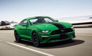 Ford desvela la nueva opción de color Need for Green para el Mustang