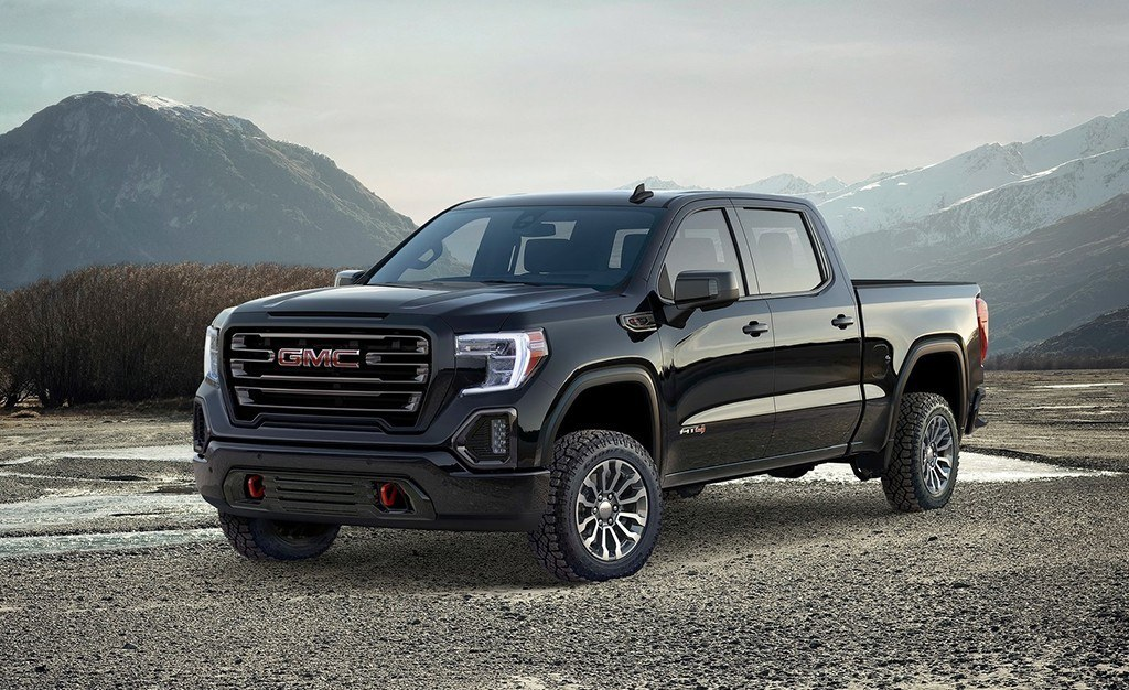 GMC Sierra AT4 2019: innovación tecnológica y capacidad off-road superior - Motor.es