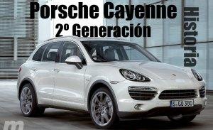 Porsche Cayenne II: la segunda generación del medio millón de unidades