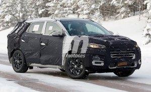 El nuevo Hyundai Tucson será desvelado en el Salón de Nueva York 2018