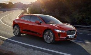 Jaguar I-PACE: la electrificación total llega a la marca del felino