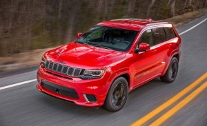 El motor V8 Hellcat llegará por fin a Europa gracias al Grand Cherokee Trackhawk