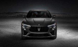 El nuevo Maserati Levante Trofeo V8 desvelado en Nueva York 2018