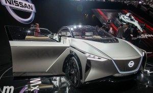 Nissan presenta en el Salón del Automóvil de Ginebra el concept IMx KURO