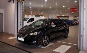 Empiezan las entregas del Nissan Leaf 2.Zero en España
