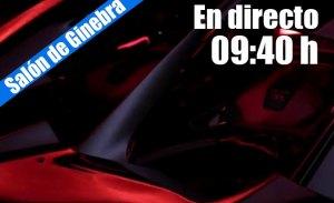 En directo: las novedades de Bugatti desde Ginebra 2018