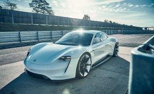 Porsche ampliará la gama Mission E con un coupé y un cabrio