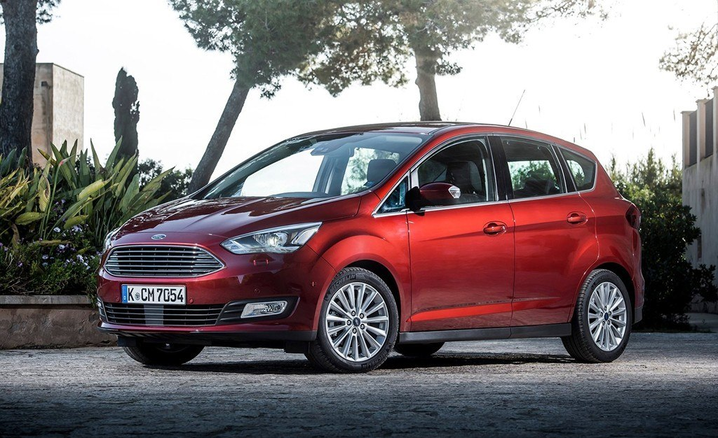 la gama 2018 del ford c max y grand c max estrena novedades y precios. Black Bedroom Furniture Sets. Home Design Ideas