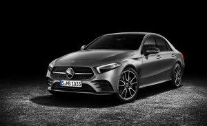 Mercedes Clase A Sedán: así será la nueva berlina compacta