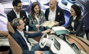 Skoda muestra el proceso de creación de un concept car con el Vision E como ejemplo