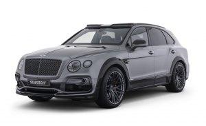 STARTECH lleva al Bentley Bentayga W12 hasta un nuevo nivel de lujo y potencia