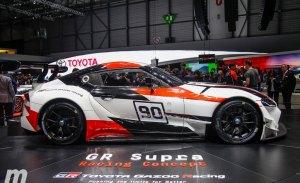 GR Supra Racing Concept: el avance del nuevo deportivo de Toyota debuta en el Salón de Ginebra