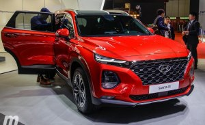 Presentamos al nuevo Hyundai Santa Fe en vídeo, desde el Salón de Ginebra 2018