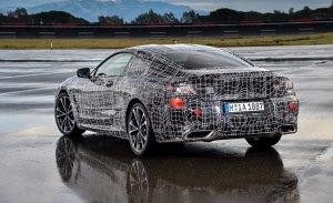 BMW dará un adelanto del nuevo Serie 8 Coupé en el Festival de Cannes y debutará en Le Mans 2018
