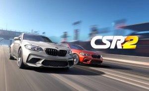 El nuevo BMW M2 Competition aterriza en CSR Racing 2