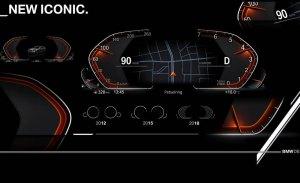 Operating System 7.0: la nueva interfaz de tableros digitales de BMW
