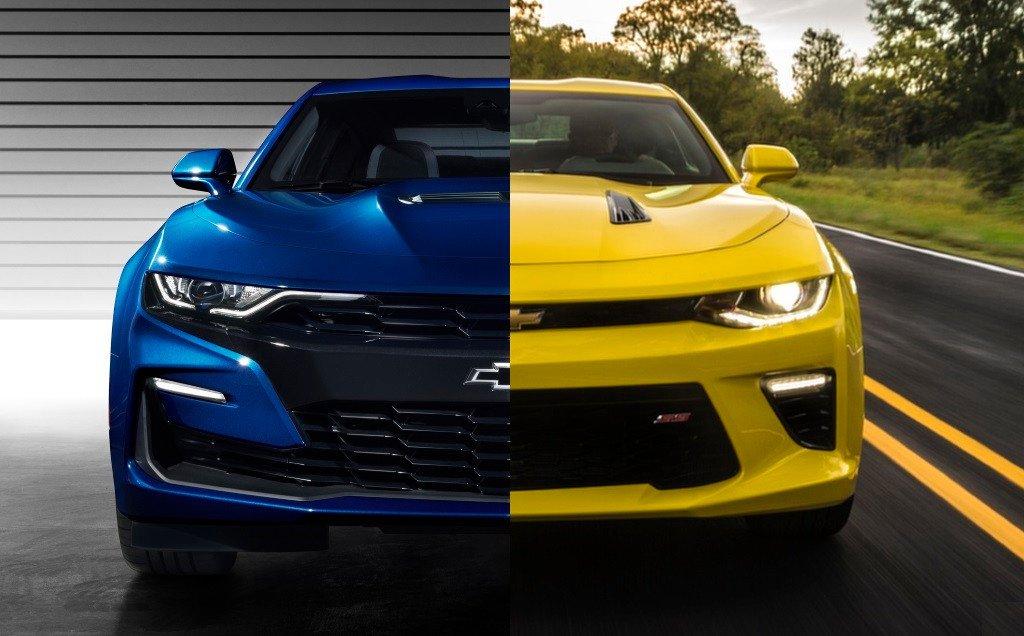 Chevrolet Camaro 2019 vs Camaro 2016: análisis de sus ...