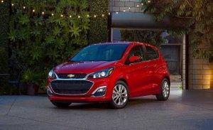 Chevrolet presenta el renovado Spark 2019
