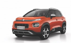 El nuevo Citroën C4 Aircross para el mercado chino se presenta en sociedad