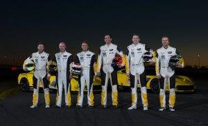 Corvette repite con Fässler y Rockenfeller en Le Mans