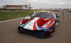 Ferrari alineará un tercer GTE en las 24 Horas de Le Mans
