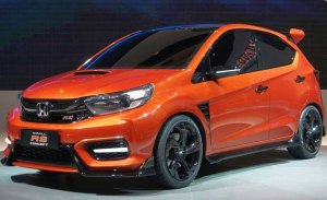 Honda Small RS Concept: imaginando al hermano pequeño del Civic Type R